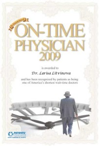 On-Time-Dr-2009